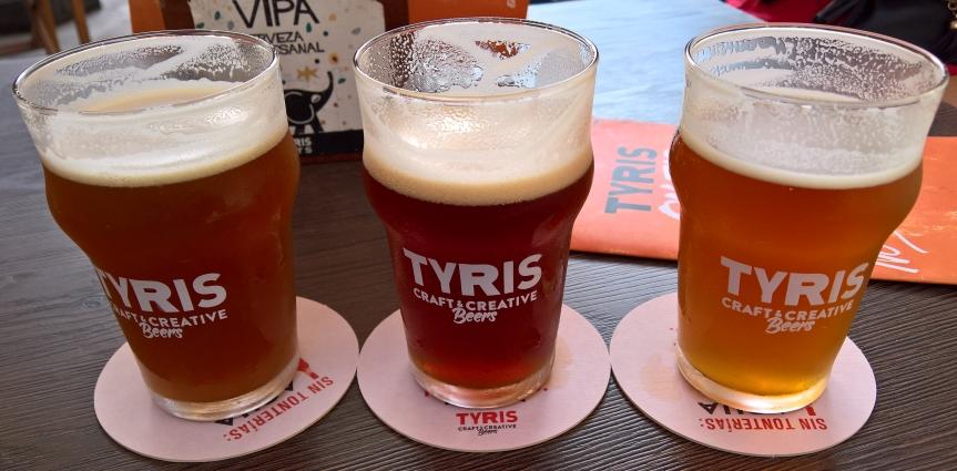 Tyris on Tap, Valencia, Bier in Spanien, Bier vor Ort, Bierreisen, Craft Beer, Bierbar