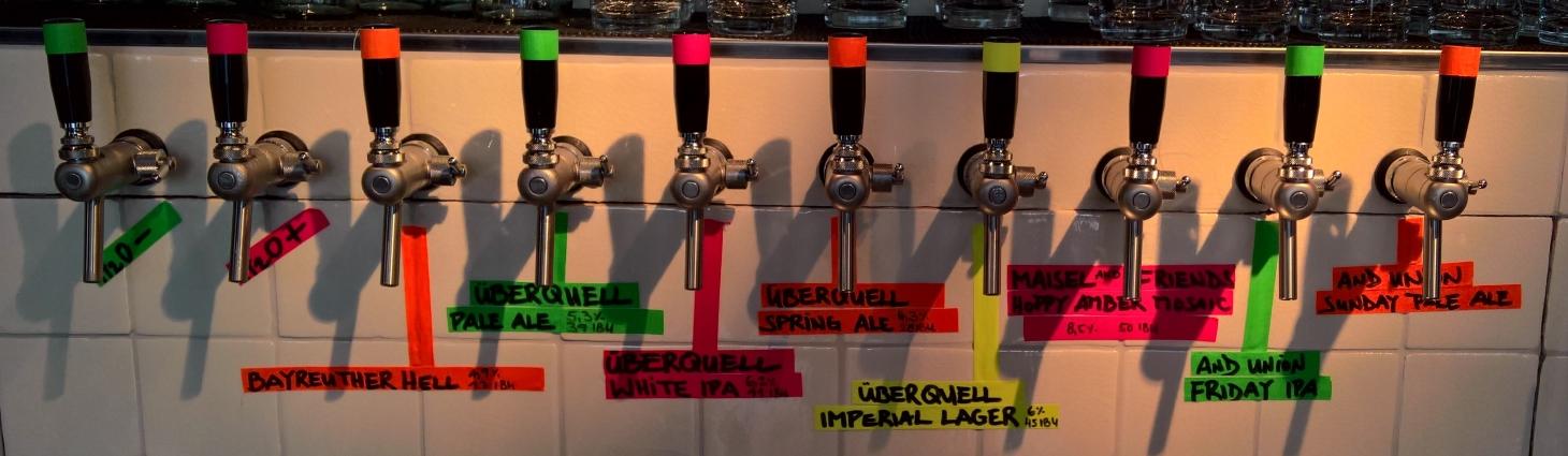 ÜberQuell Brauwerkstätten, Hamburg, Bier in Hamburg, Bier vor Ort, Bierreisen, Craft Beer, Brauerei