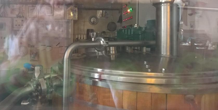 Zámecký Pivovar Všerad, Všeradice, Bier in Tschechien, Bier vor Ort, Bierreisen, Craft Beer, Brauerei, Brauereigasthof