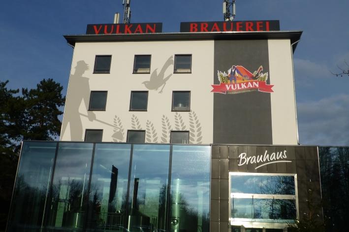 Vulkan-Brauhaus GmbH & Co. KG, Mendig, Bier in Rheinland-Pfalz, Bier vor Ort, Bierreisen, Craft Beer, Brauerei