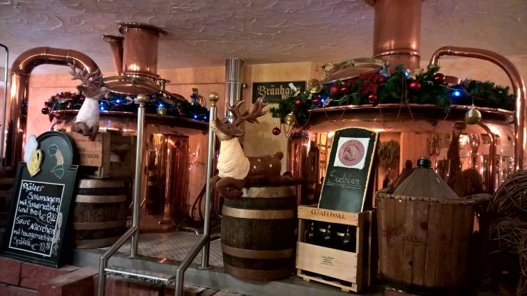 Brauhaus Wallhall, Hotel und Restaurant, Bruchsal, Bier in Baden-Württemberg, Bier vor Ort, Bierreisen, Craft Beer, Brauerei, Brauereigasthof