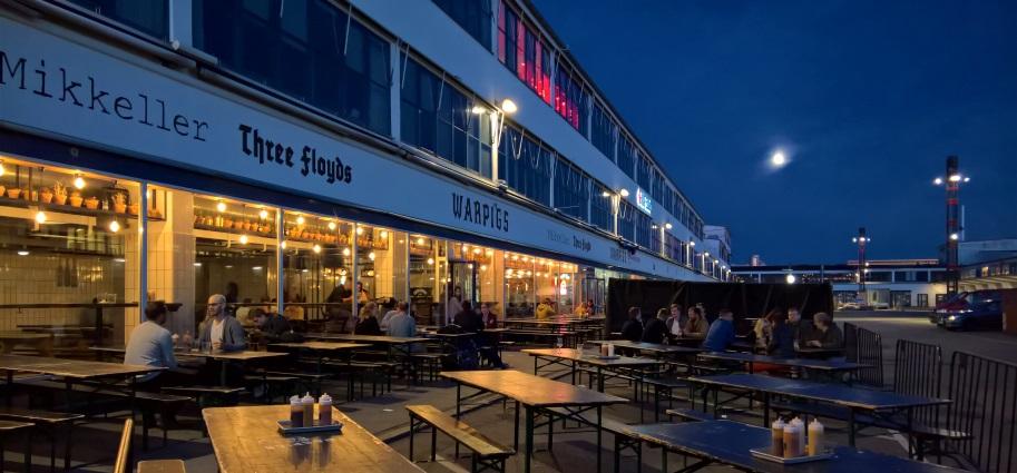 Warpigs Brewpub, Kopenhagen, Bier in Dänemark, Bier vor Ort, Bierreisen, Craft Beer, Brauerei