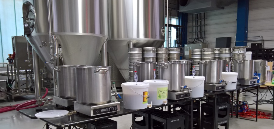 Hopper Bräu GmbH & Co. KG, Hamburg, Bier in Hamburg, Bier vor Ort, Bierreisen, Craft Beer, Brauerei, Bierbuch