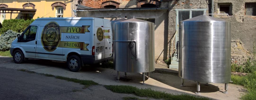 Pivovar Záhlinice, Záhlinice, Bier in Tschechien, Bier vor Ort, Bierreisen, Craft Beer, Brauerei