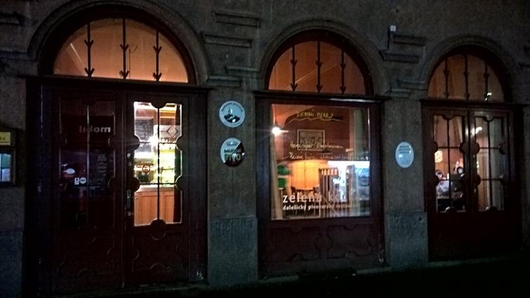 Pivovarský Restaurant Zelená Kočka, Brno, Bier in Tschechien, Bier vor Ort, Bierreisen, Craft Beer, Bierbar, Bierrestaurant