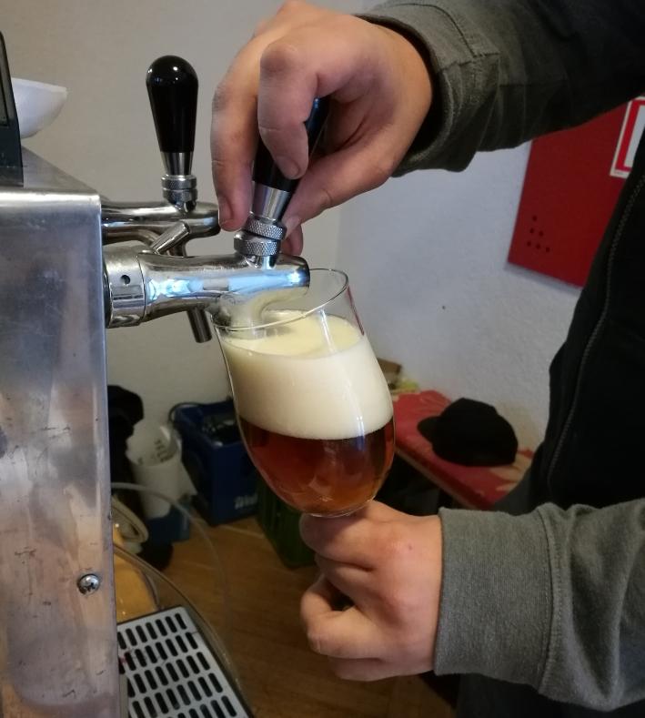 Zimní Lišeňský Pivní Festival na Dělňáku 2017, Brno, Bier in Tschechien, Bier vor Ort, Bierreisen, Craft Beer, Bierfestival
