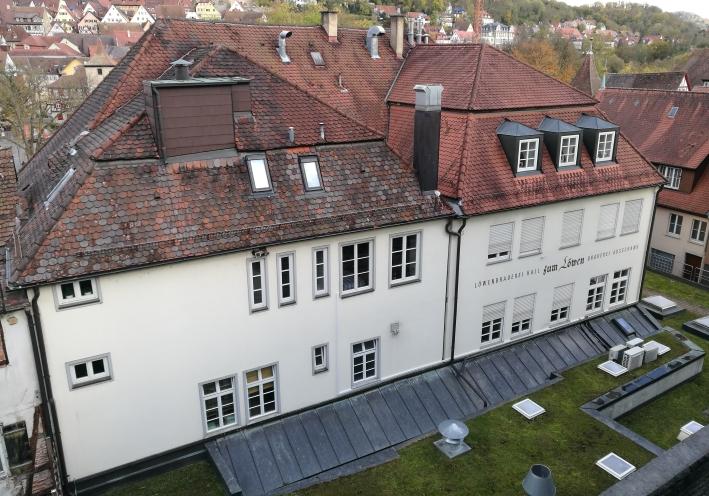 Brauerei-Ausschank zum Löwen, Schwäbisch Hall, Bier in Baden Württemberg, Bier vor Ort, Bierreisen, Craft Beer, Brauereigasthof