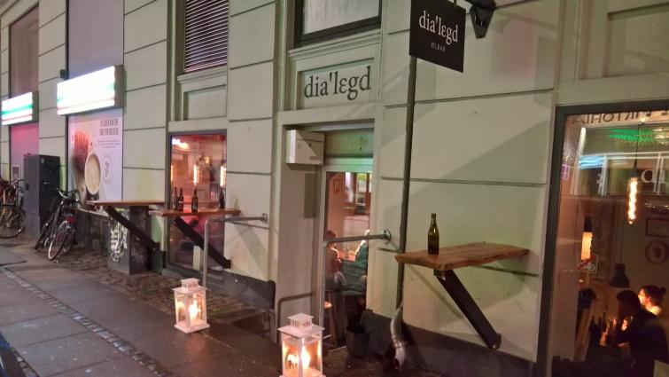 dia'lεgd – Ølbar, Kopenhagen, Bier in Dänemark, Bier vor Ort, Bierreisen, Craft Beer, Bierbar