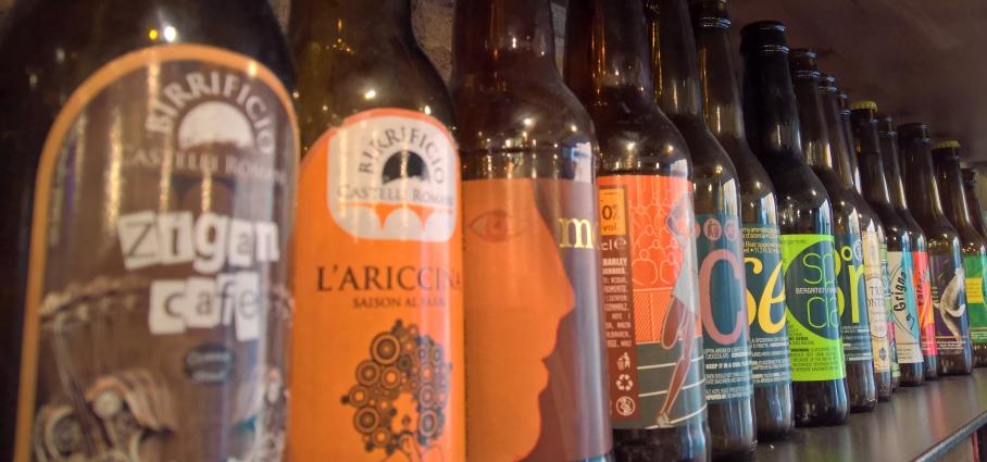 my-ale, Roma, Bier in Rom, Bier vor Ort, Bierreisen, Craft Beer, Bierbar