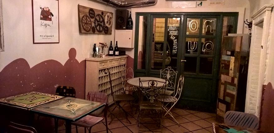 no.au, Rom, Bier in Italien, Bier vor Ort, Bierreisen, Craft Beer, Bierbar